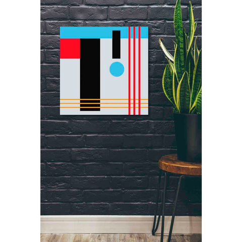 'Abstract III' by Stuart Roy, Canvas Wall Art,26 x 26