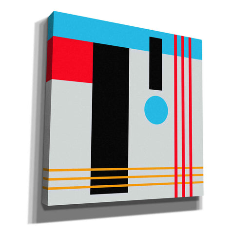 'Abstract III' by Stuart Roy, Canvas Wall Art,Size 1 Square