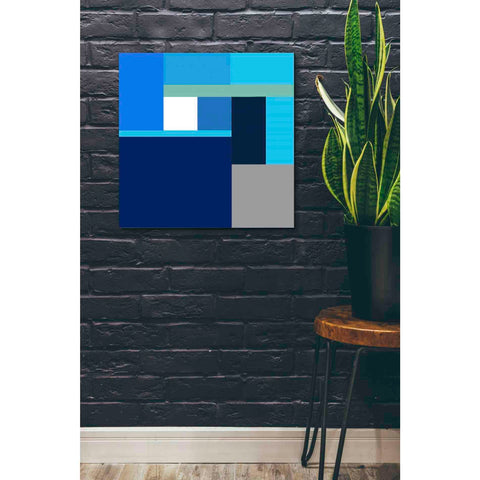 'Abstract I' by Stuart Roy, Canvas Wall Art,26 x 26