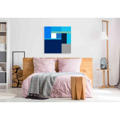 'Abstract I' by Stuart Roy, Canvas Wall Art,37 x 37