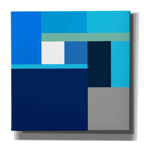 'Abstract I' by Stuart Roy, Canvas Wall Art,Size 1 Square