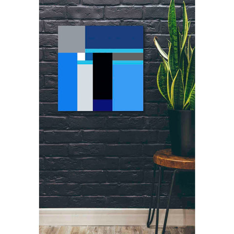 'Abstract II' by Stuart Roy, Canvas Wall Art,26 x 26