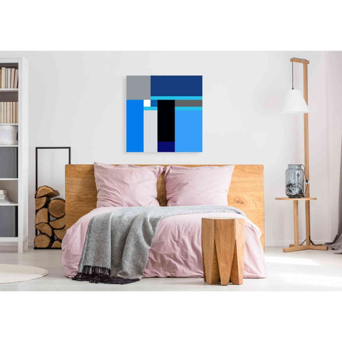 'Abstract II' by Stuart Roy, Canvas Wall Art,37 x 37