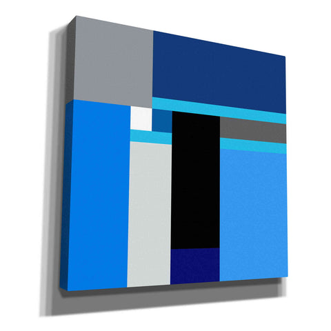 'Abstract II' by Stuart Roy, Canvas Wall Art,Size 1 Square