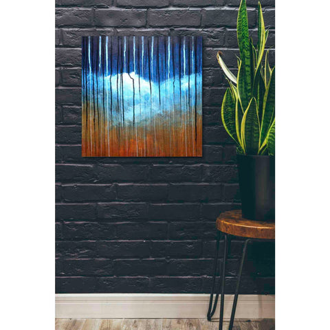 'Abstract' by Stuart Roy, Canvas Wall Art,26 x 26