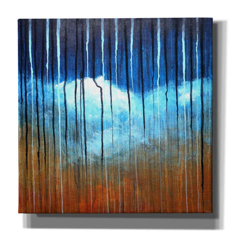 'Abstract' by Stuart Roy, Canvas Wall Art,Size 1 Square