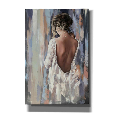Image of 'Lavender' by Alexander Gunin, Canvas Wall Art,Size A Portrait