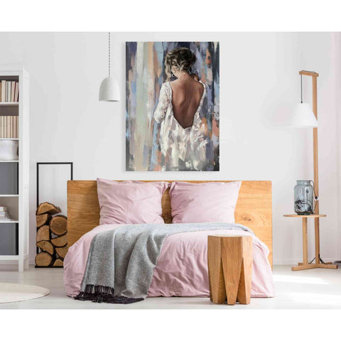 Image of 'Lavender' by Alexander Gunin, Canvas Wall Art,40 x 60