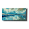 'Blue Sky and Boats IV' by Stuart Roy, Canvas Wall Art,Size 2 Landscape