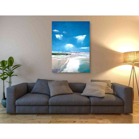 Image of 'Seascape IV' by Stuart Roy, Canvas Wall Art,40 x 54