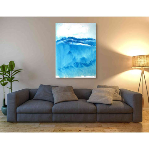 'Seascape VI' by Stuart Roy, Canvas Wall Art,40 x 54