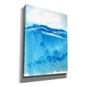 'Seascape VI' by Stuart Roy, Canvas Wall Art,Size C Portrait