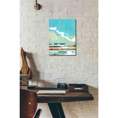 'Seascape VII' by Stuart Roy, Canvas Wall Art,12 x 16