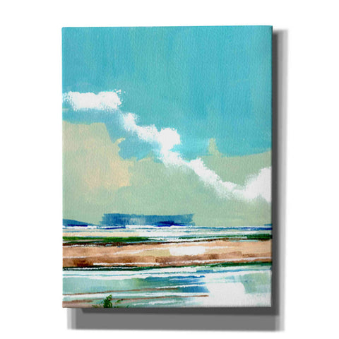 'Seascape VII' by Stuart Roy, Canvas Wall Art,Size C Portrait