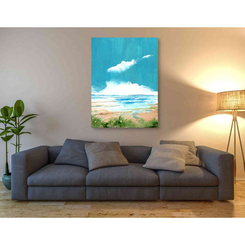 'Seascape VIII' by Stuart Roy, Canvas Wall Art,40 x 54