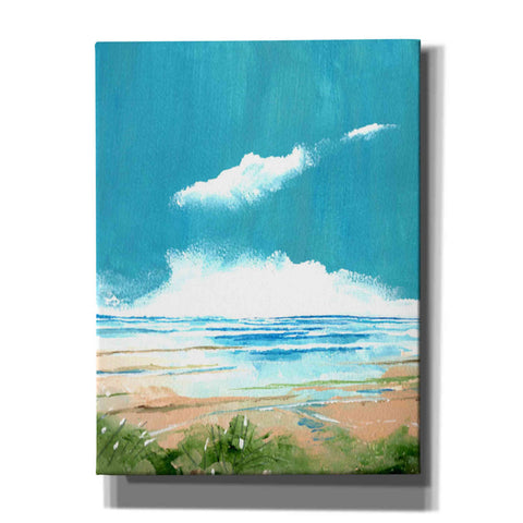 'Seascape VIII' by Stuart Roy, Canvas Wall Art,Size C Portrait