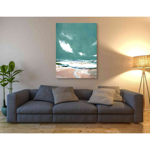 'Seascape IX' by Stuart Roy, Canvas Wall Art,40 x 54