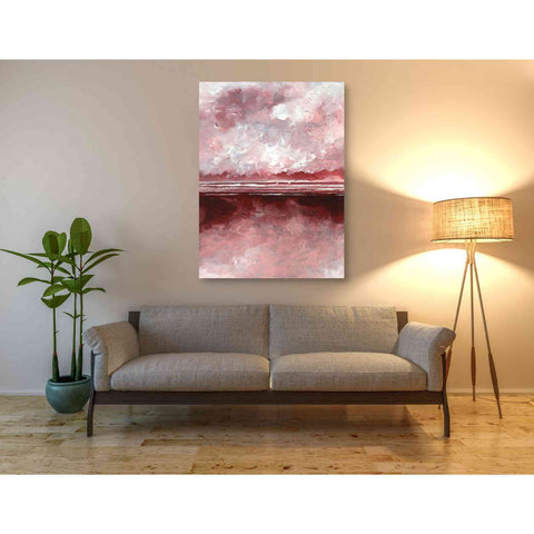 'Pink Skies III' by Stuart Roy, Canvas Wall Art,40 x 54