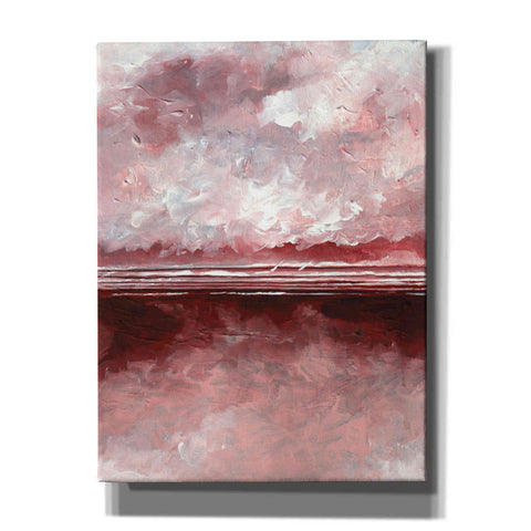 'Pink Skies III' by Stuart Roy, Canvas Wall Art,Size B Portrait