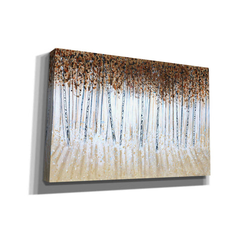 Image of 'Trees One' by Stuart Roy, Canvas Wall Art,Size A Landscape