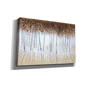'Trees One' by Stuart Roy, Canvas Wall Art,Size A Landscape