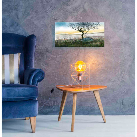 Image of 'Tree 3' by Stuart Roy, Canvas Wall Art,24 x 12