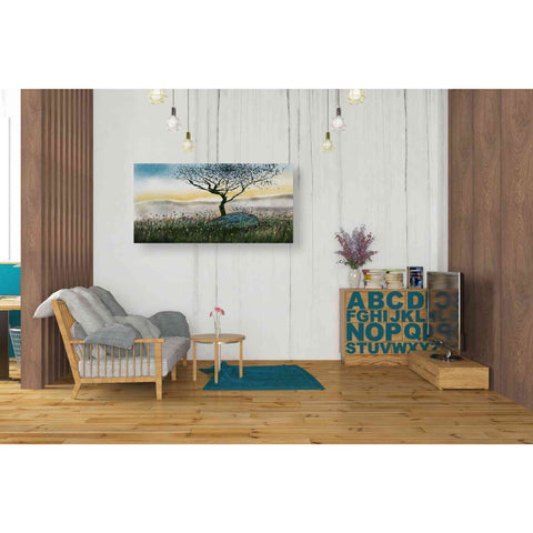 Image of 'Tree 3' by Stuart Roy, Canvas Wall Art,40 x 20