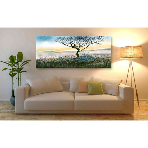 Image of 'Tree 3' by Stuart Roy, Canvas Wall Art,60 x 30