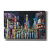 """- NY"" Giclee Canvas Wall Art"