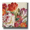'Garden View Tossed' by Lisa Audit Canvas Wall Art