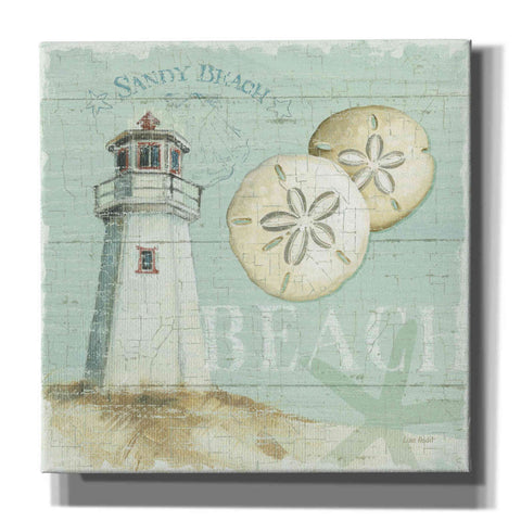 Image of 'Beach House I' by Lisa Audit, Canvas Wall Art