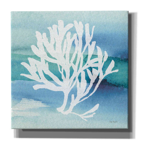 'Sea Life Coral I' by Lisa Audit, Canvas Wall Art