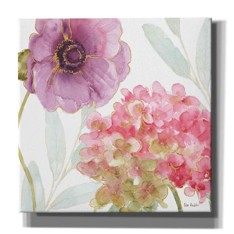 Image of 'Rainbow Seeds Flowers V' by Lisa Audit, Canvas Wall Art