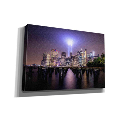 "Image of ""Spirit Of New York II"" by Nicklas Gustafsson Giclee Canvas Wall Art"