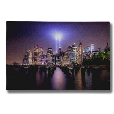 """Spirit Of New York II"" by Nicklas Gustafsson Giclee Canvas Wall Art"