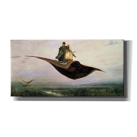 Image of 'The Flying Carpet' by Viktor Vasnetsov, Canvas Wall Art,Size 2 Landscape