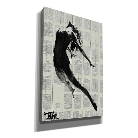 Image of 'If I Fall' by Loui Jover, Canvas Wall Art