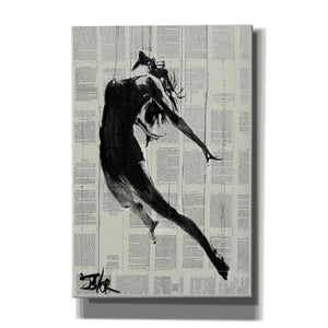 'If I Fall' by Loui Jover, Canvas Wall Art