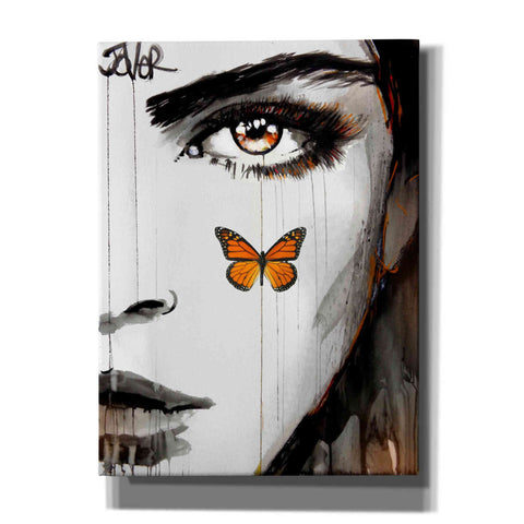 Image of 'Tangerine Dream' by Loui Jover, Canvas Wall Art