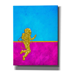 'Hallo Spaceboy II' Craig Snodgrass, Canvas Wall Art,Size C Portrait