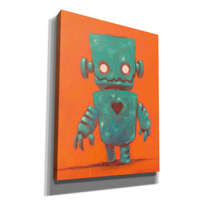 'Frank-o-bot' Craig Snodgrass, Canvas Wall Art,Size C Portrait