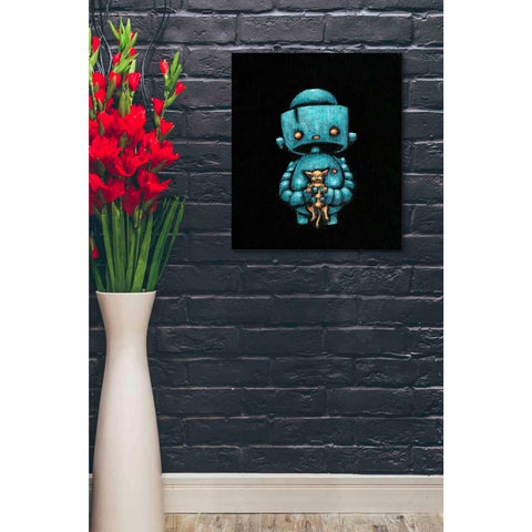 Image of 'We Bot Painting 17' Craig Snodgrass, Canvas Wall Art,20 x 24