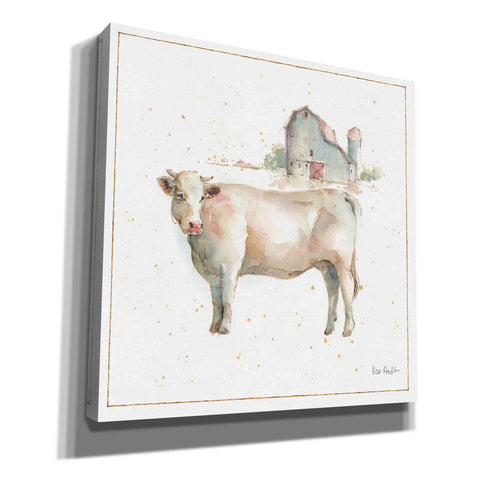 Image of 'Farm Friends VIII' by Lisa Audit, Canvas Wall Art