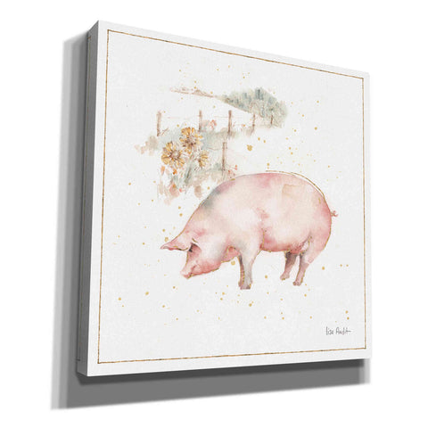 Image of 'Farm Friends IX' by Lisa Audit, Canvas Wall Art