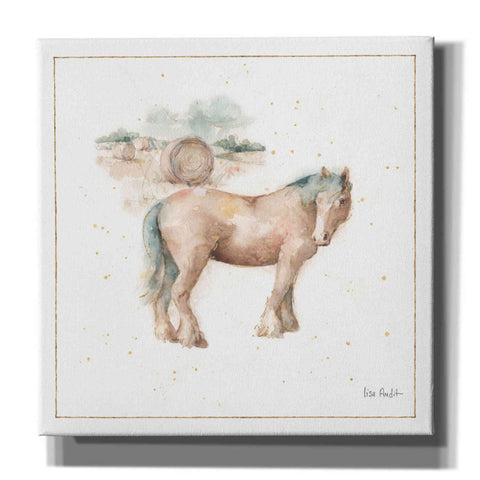 Image of 'Farm Friends XII' by Lisa Audit, Canvas Wall Art
