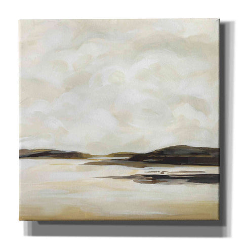 Image of 'Cloudy Coast II' by Victoria Borges, Canvas Wall Art