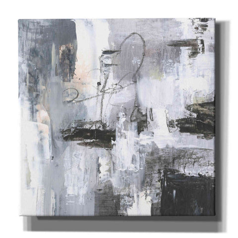 'Cinder Composition I' by Victoria Borges, Canvas Wall Art