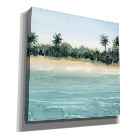 'Paradis II' by Grace Popp, Canvas Wall Glass