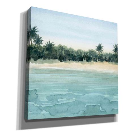 Image of 'Paradis I' by Grace Popp, Canvas Wall Glass