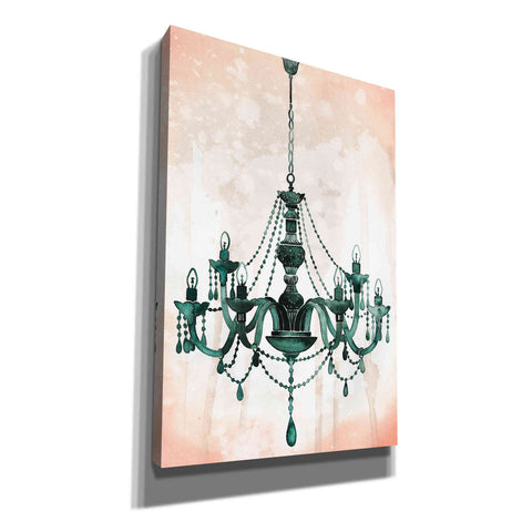 Image of 'La Lumier I' by Grace Popp, Canvas Wall Glass